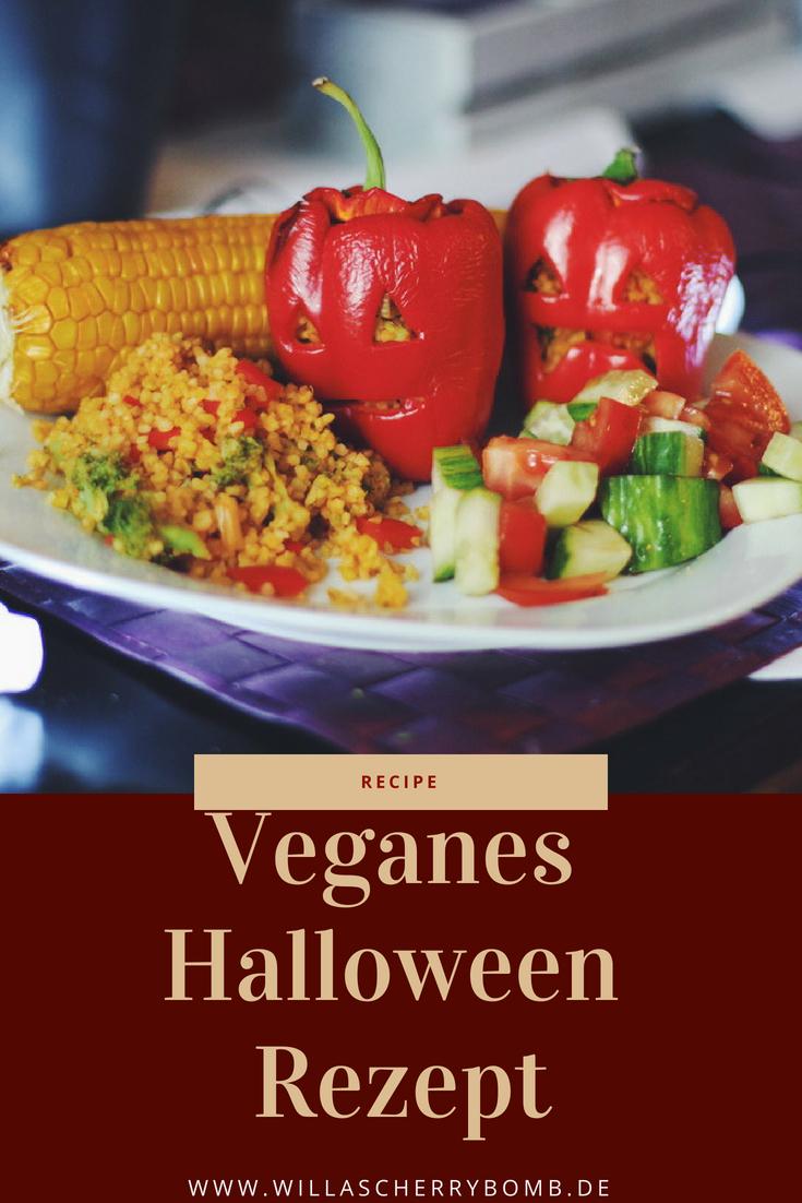 willascherrybomb veganes halloween rezept lecker gesund