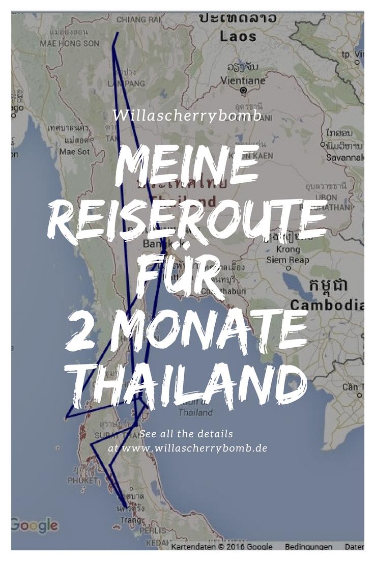 willascherrybomb 2 monate thailand reisen backpacking