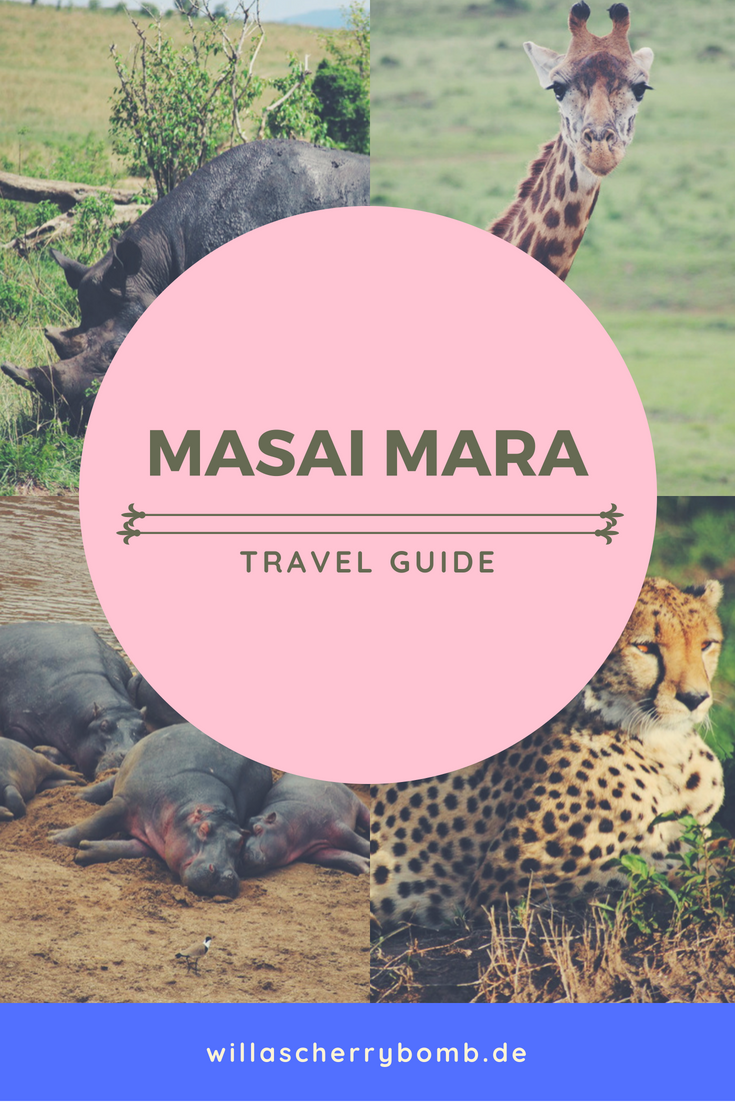 willascherrybomb a guide to masai mara nationalpark kenya safari
