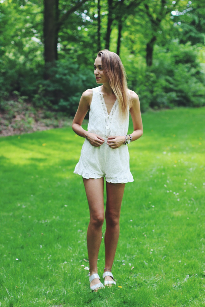 willascherrybomb minkpink playsuit summer outfit ootd lookbook