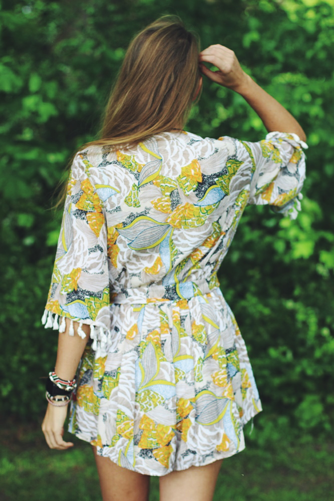 summer playsuit willascherrybomb outfit lookbook ootd