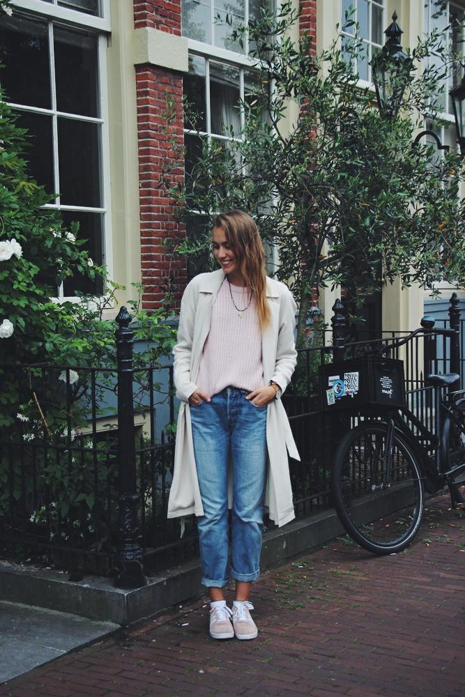 Blogpost zu Amsterdam und Outfit