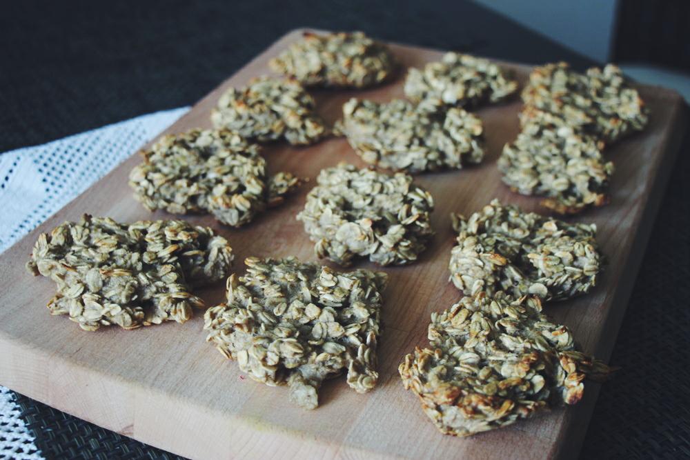 willascherrybomb einfache vegane kekse 2 zutaten cookies vegan blog blogger rezept