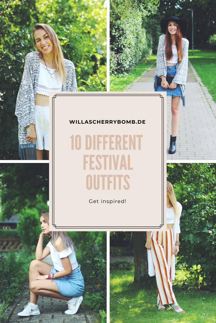 willascherry bomb 10 Festival Kleidung Tipps für den Sommer 2018