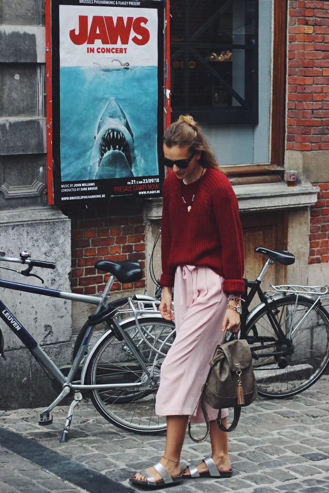 willascherrybomb culottes im frühling sommer herbst outfit style