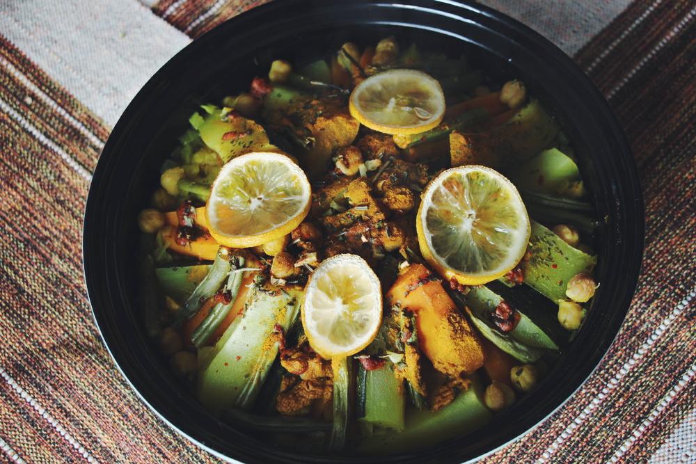 willascherrybomb vegane tajine rezept gesund backofen marokko