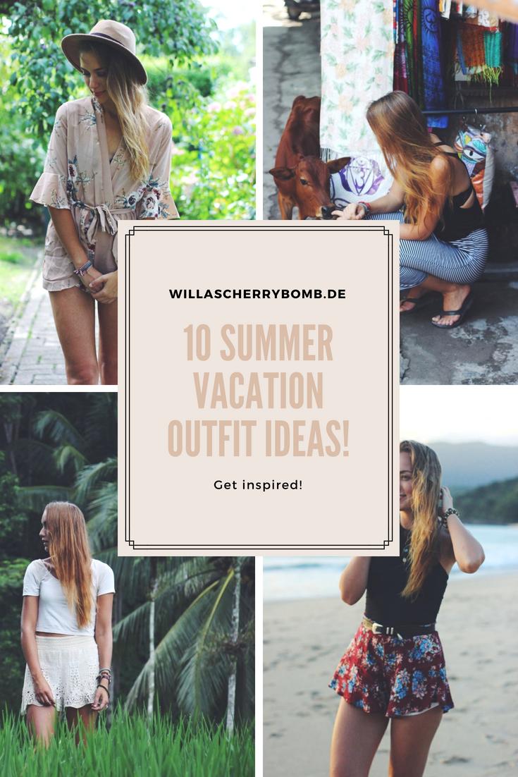 willascherrybomb sommermode 2018 urlaubsoutfits zum nachstylen blog blogger inspiration