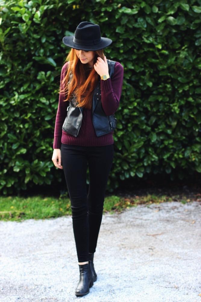 Damen Strickpullover für den Herbst 2018 willascherrybomb blogtober blogger