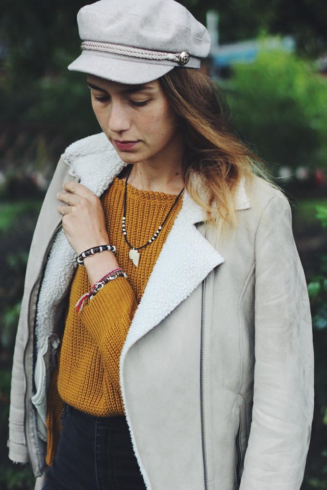 Senfgelb - Die Trendfarbe im Herbst 2018 willascherrybomb outfit