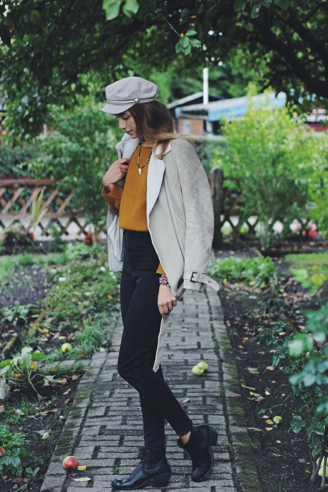 Blogtober Tag 22: Senfgelb – Die Trendfarbe im Herbst 2018