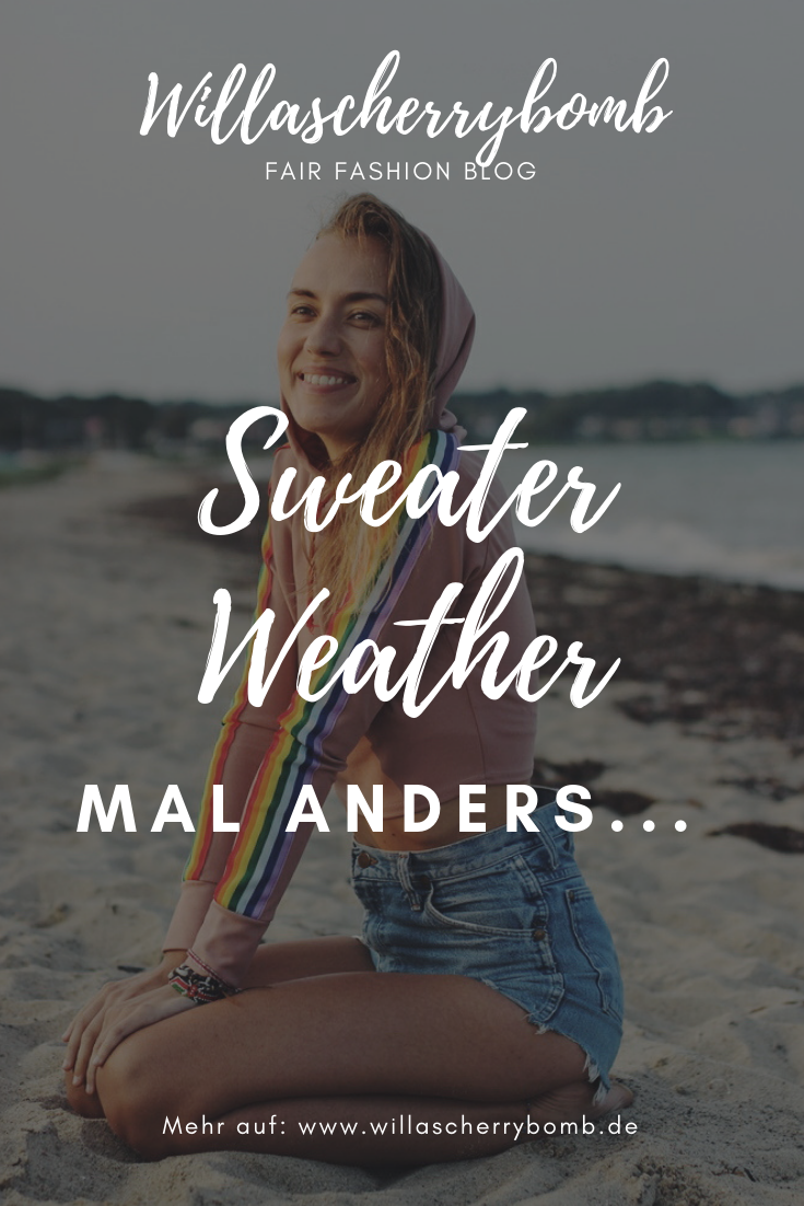 willascherrybomb sweater weather mal anders herbst outfit blog blogger