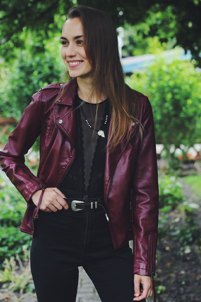 How to Style – Lederjacke im Biker Stil