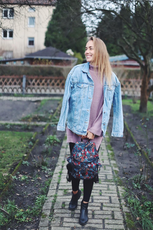 How to Style - Strickkleider im Winter - willascherrybomb