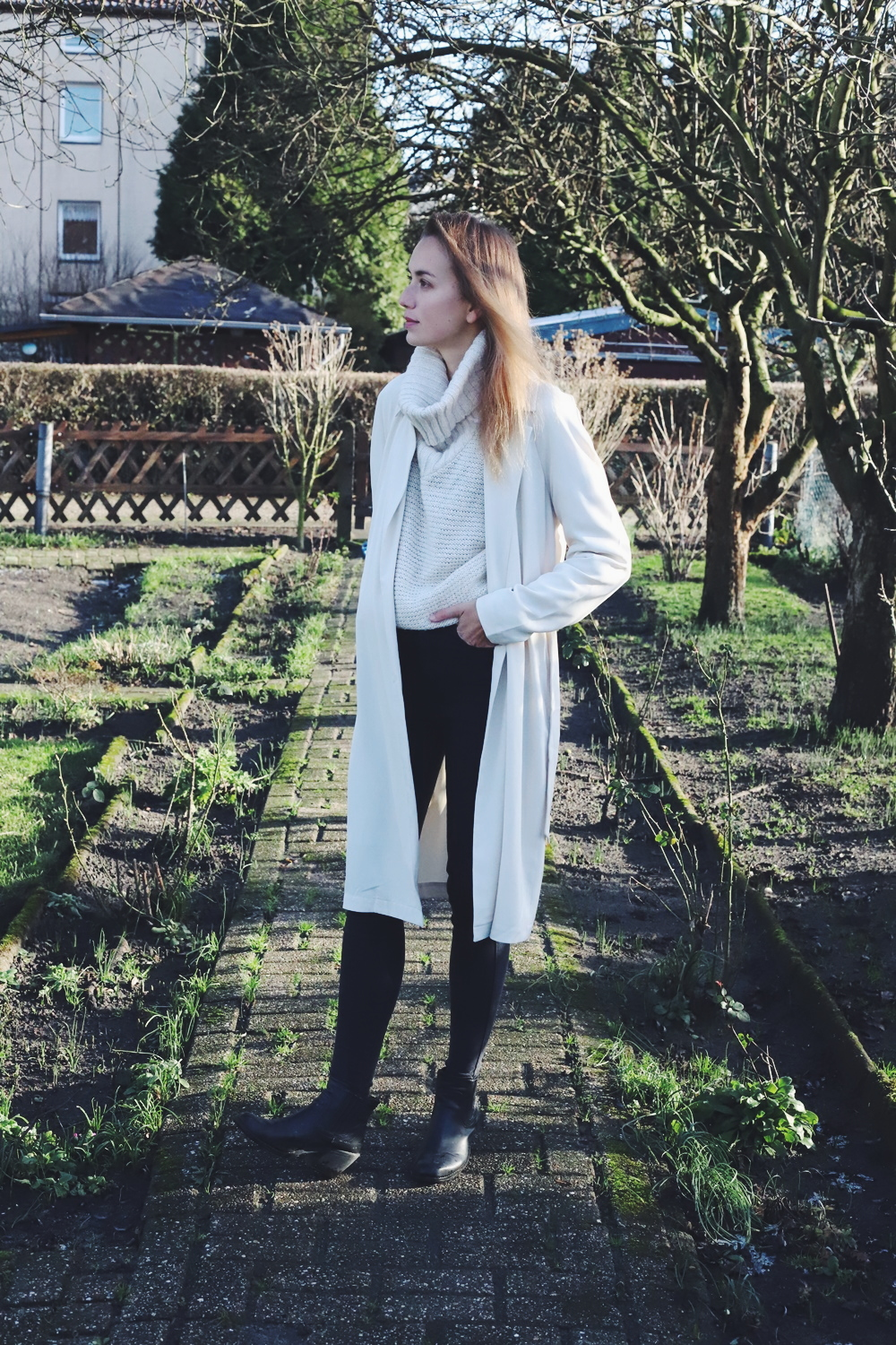 How to Style – Rollkragenpullover im Winter kombinieren