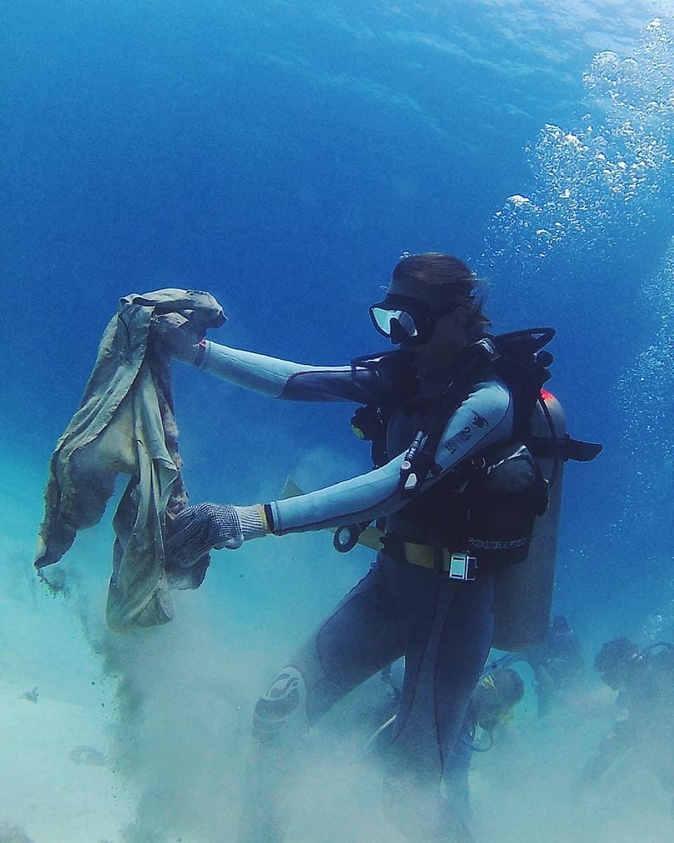 Solo Travel – Das Meer reinigen mit Help2Oceans