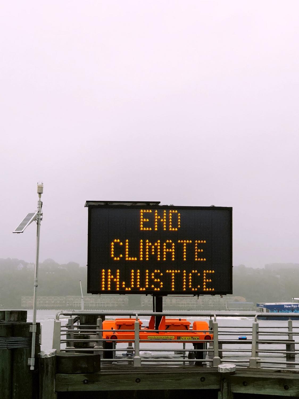Gedankenpost - Der Luxus sich um den Klimawandel zu scheren - willascherrybomb - yvonne karnath