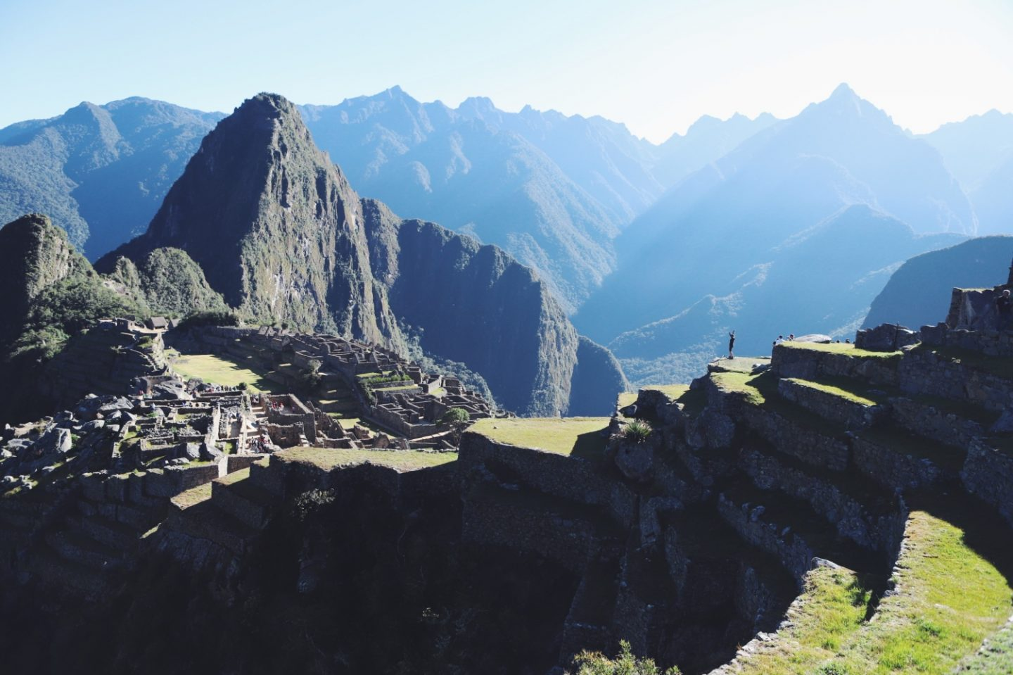 4 Tage Inca Jungle Trek nach Machu Picchu - willascherrybomb - yvonne karnath