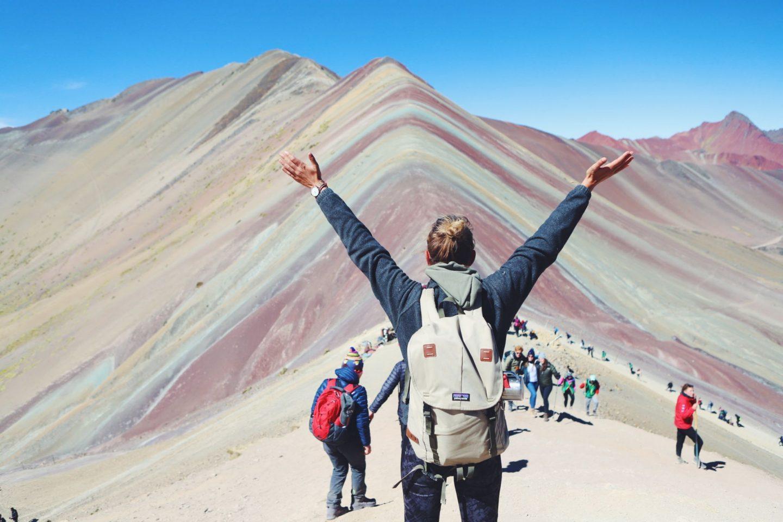 Cusco: Rainbow Mountain und Red Valley Tour - willascherrybomb - yvonne karnath