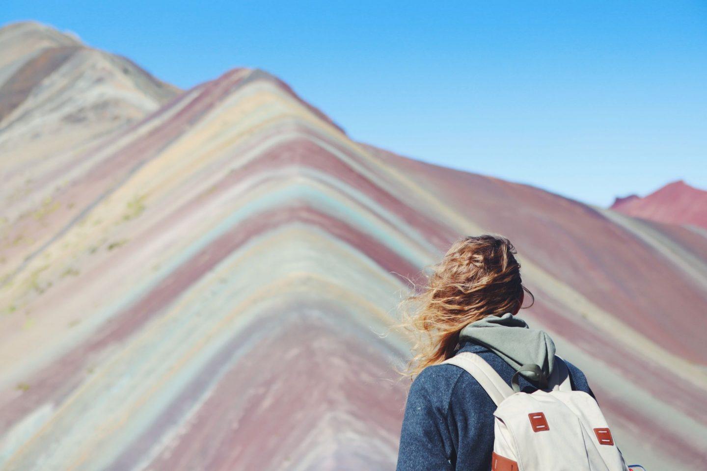 Cusco: Rainbow Mountain und Red Valley Tour