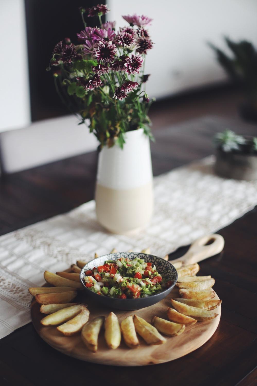 Rezept: Veganes Fingerfood schnell und einfach!