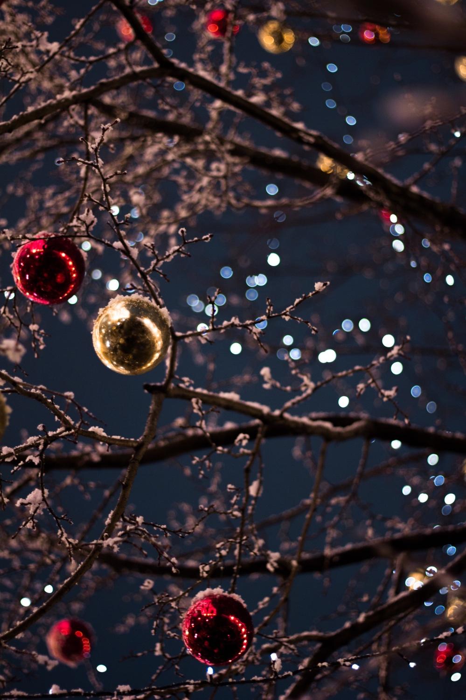 Gedankenpost: Der Druck der Weihnachtszeit - yvonne karnath