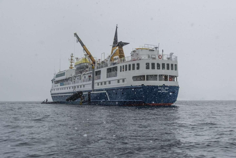 Ocean Nova schiff