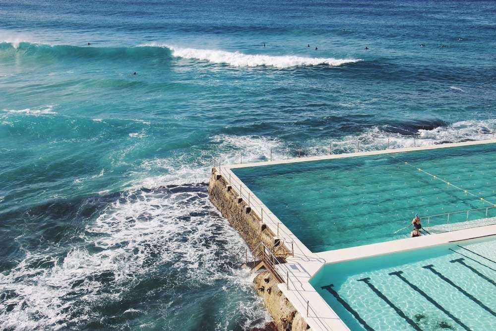australien bondi beach