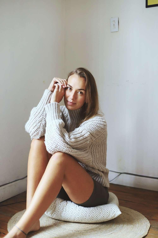 Kuscheliger Pullover Herbst