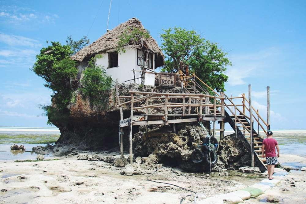 The Rock Sansibar