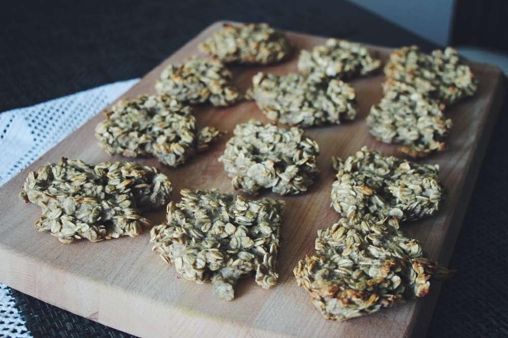 Einfache kekse vegan