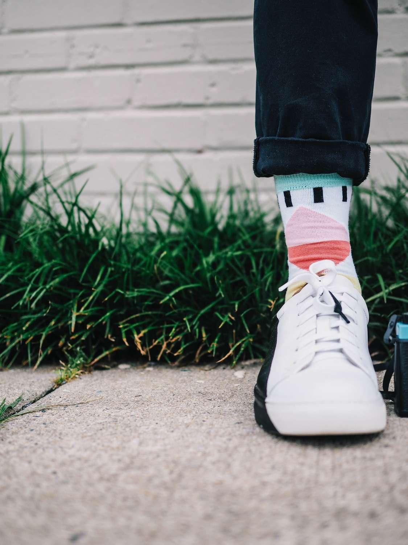 Enthülle dein inneres Kind - Lasse dir diese Socken nicht entgehen!