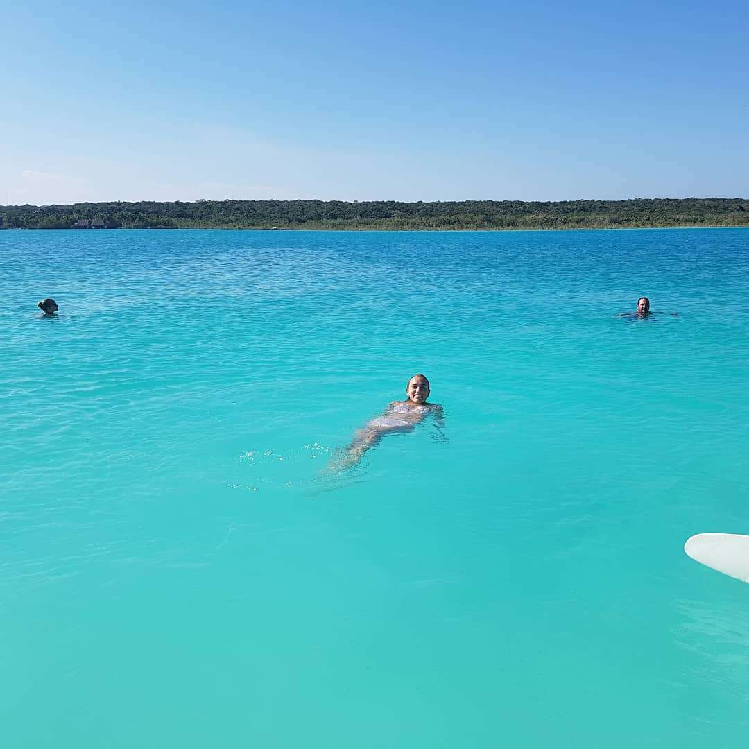 Die Malediven Mexikos, Bacalar – Alles was du wissen musst!