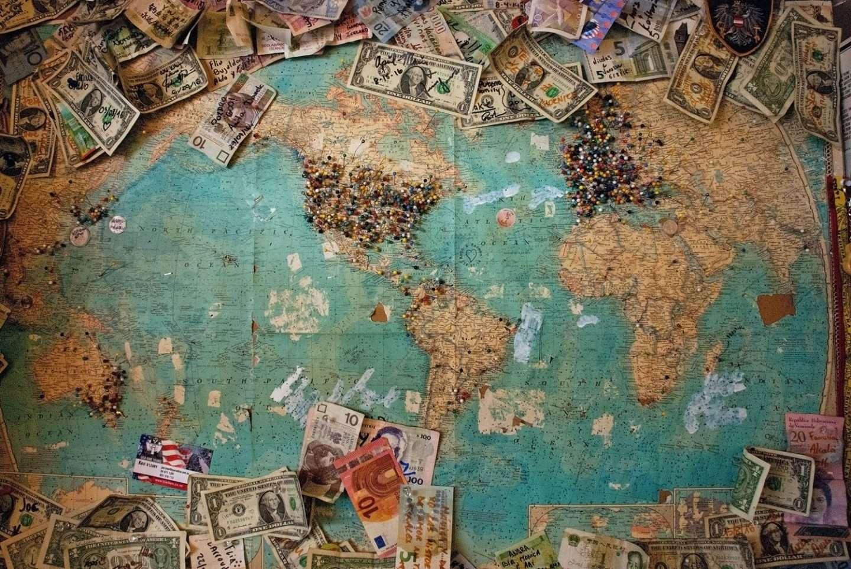 Geld sparen für deine nächste Reise – Meine 5 besten Tipps!
