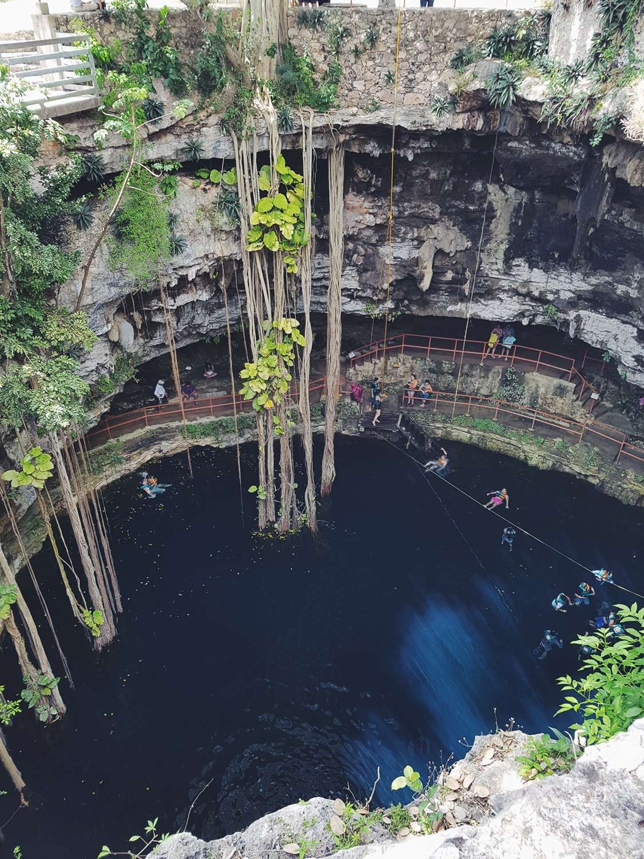 Cenote Oxman – Die beeindruckendste Cenote on Quintana Roo