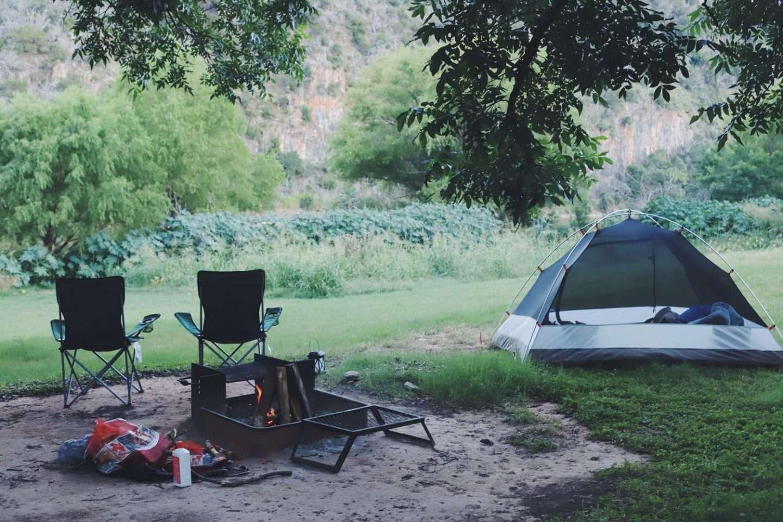 Zelten im Sommer - Das solltest du beachten!