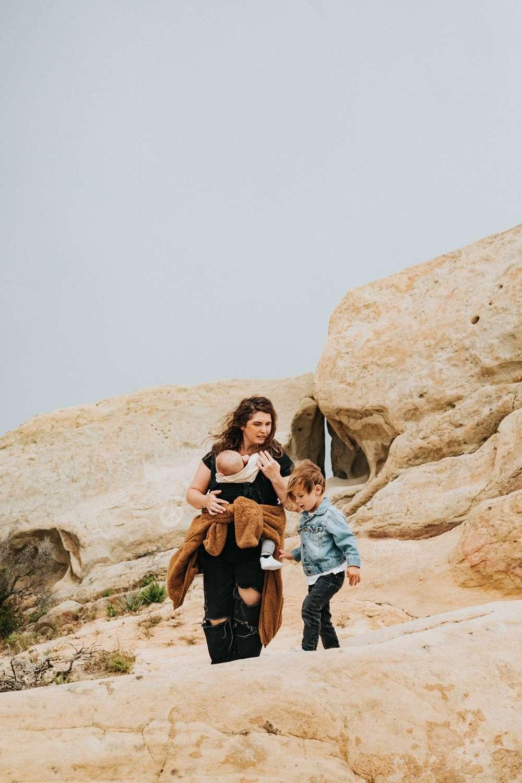Schritte für Auslandsreisen mit Baby